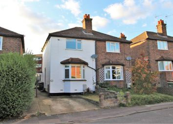Thumbnail 3 bed semi-detached house for sale in Barrack Road, Guildford