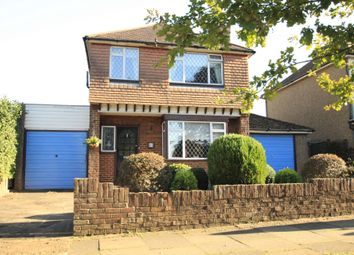 Thumbnail 3 bed detached house for sale in The Highway, Chelsfield