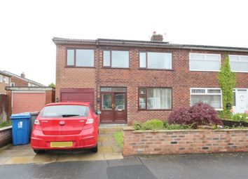 Thumbnail 4 bed semi-detached house for sale in Hale Grove, Ashton-In-Makerfield, Wigan, Lancashire