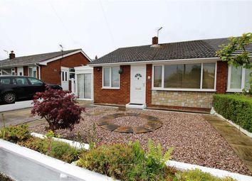 Thumbnail 2 bed semi-detached bungalow for sale in Bronallt, Leeswood, Flintshire