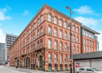 Thumbnail 1 bedroom flat for sale in Newton Street, Manchester, Greater Manchester