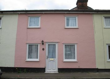 Thumbnail 2 bedroom terraced house to rent in Chauntry Road, Haverhill