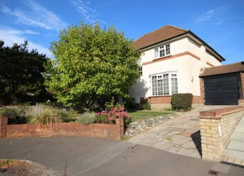 Thumbnail 4 bed detached house to rent in The Dene, South Cheam