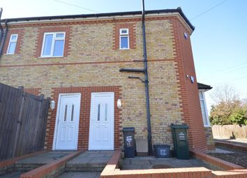 Thumbnail 2 bed property to rent in Manor Road, Swanscombe