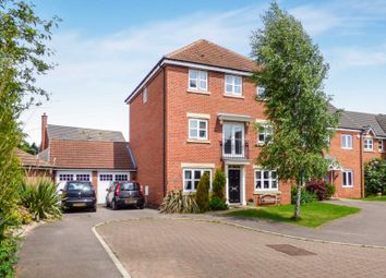 Thumbnail 5 bed detached house for sale in Perkins Close, Barrow Upon Soar