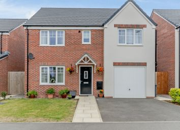 Thumbnail 5 bed detached house for sale in Went Meadows Close, Maryport