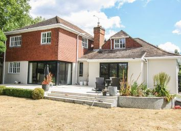 Thumbnail 4 bed detached house for sale in Fern Lane, Marlow