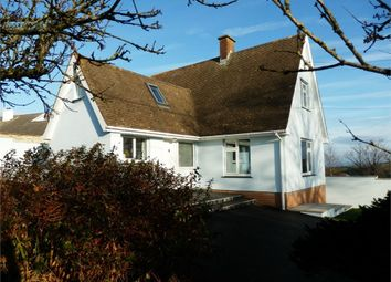 Thumbnail 4 bed detached house for sale in Rhiwgoch, Aberaeron