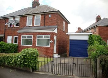 Thumbnail 2 bedroom semi-detached house for sale in Finchley Crescent, Walkergate, Newcastle Upon Tyne