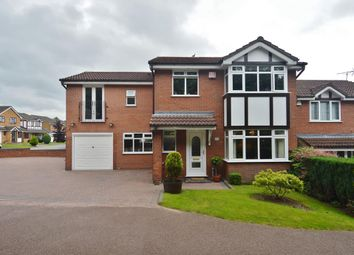 Thumbnail 5 bed detached house for sale in Gloucester Way, Heath Hayes, Cannock