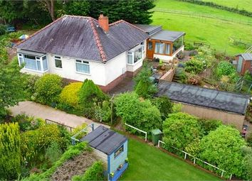 Thumbnail 2 bed detached bungalow for sale in The Mount, How Mill, Brampton, Cumbria.