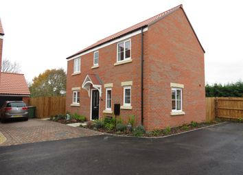 Thumbnail 3 bedroom detached house for sale in Corn Mill Close, Farcet, Peterborough