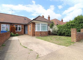 Thumbnail 3 bedroom semi-detached bungalow for sale in Dereham Avenue, Ipswich