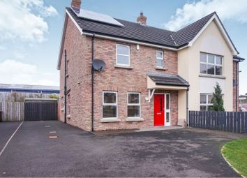 Thumbnail 3 bed semi-detached house for sale in Loguestown Green, Coleraine