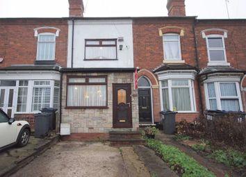 3 bed terraced house for sale in Moor Green Lane, Moseley, Birmingham B13
