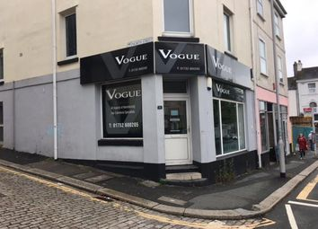 Thumbnail Retail premises to let in 76 Ebrington Street, Plymouth, Devon