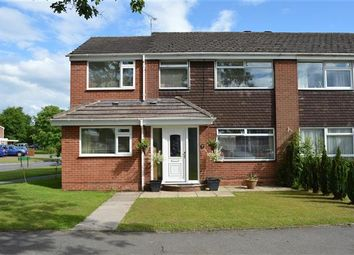 Thumbnail 4 bed semi-detached house for sale in Brookside, Cheswick Green, Solihull