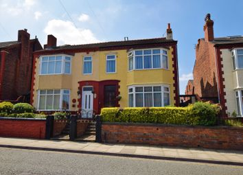 Thumbnail 3 bed semi-detached house for sale in Greenway Road, Birkenhead