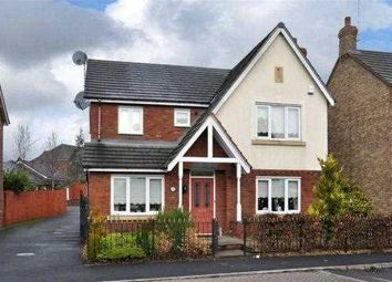 Thumbnail 4 bed detached house for sale in Holendene Way, Wombourne, Wolverhampton