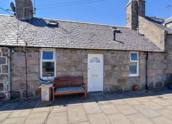 Thumbnail 1 bed cottage for sale in North Square, Aberdeen, Aberdeenshire