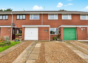 Thumbnail 3 bed terraced house for sale in Dovedales Court, Sprowston, Norwich