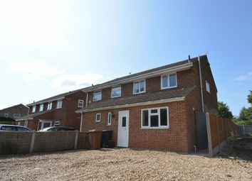 Thumbnail 3 bed semi-detached house to rent in Snowden Avenue, Vinters Park, Maidstone