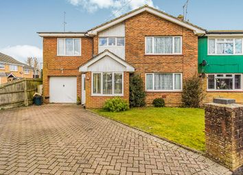 Thumbnail 4 bed terraced house for sale in Laburnum Road, Waterlooville