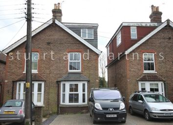 Thumbnail 5 bed semi-detached house to rent in College Road, Haywards Heath