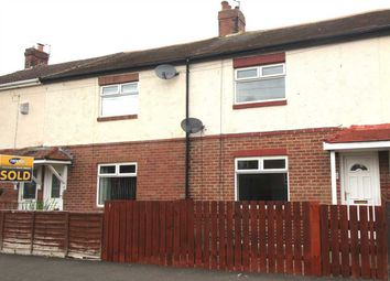 Thumbnail 2 bed terraced house for sale in Barras Gardens, Annitsford, Cramlington