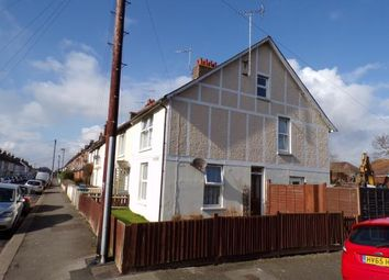Thumbnail 3 bed end terrace house for sale in Town Cross Avenue, Bognor Regis, West Sussex
