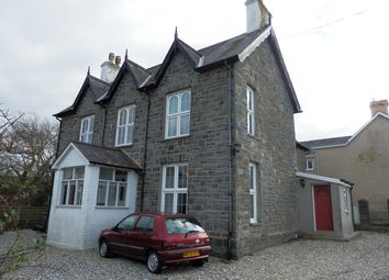 Thumbnail 4 bed detached house for sale in Llandysul Road, New Quay, Ceredigion