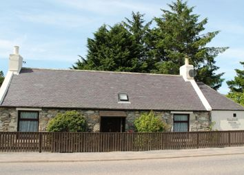 Thumbnail 2 bedroom detached bungalow for sale in Blackhall Cottage, Drummuir
