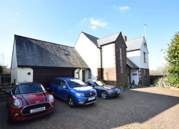 Thumbnail 5 bed detached house for sale in Barn Drive, Kilkhampton, Bude