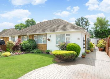 Thumbnail 2 bed semi-detached bungalow for sale in Bentley Road, Cippenham, Slough