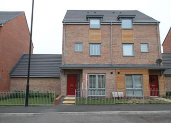 Thumbnail 4 bed semi-detached house for sale in Whitworth Park Drive, Elba Park, Houghton Le Spring