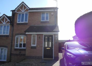 Thumbnail 3 bed semi-detached house to rent in Eithinen Ber, Barry, Vale Of Glamorgan