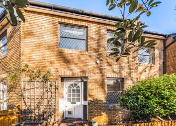 Thumbnail 3 bed terraced house for sale in Burgos Grove, Greenwich, London