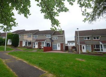 Thumbnail 2 bed end terrace house to rent in Mennock Court, Hamilton