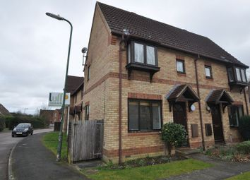 Thumbnail 1 bedroom terraced house to rent in Bowling Green Drive, Hook