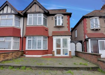 4 bed end terrace house for sale in North Circular Road, London NW2