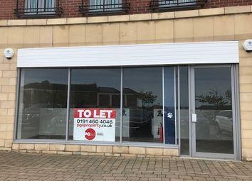 Thumbnail Retail premises to let in Westoe Crown Village, South Shields