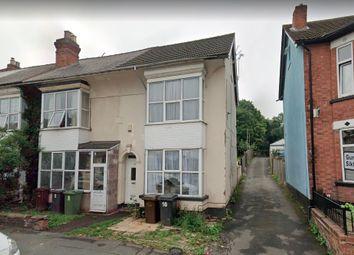 Thumbnail End terrace house for sale in Lea Road, Graiseley, Wolverhampton