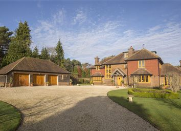 Thumbnail 6 bed detached house for sale in Sandy Down, Boldre, Lymington, Hampshire