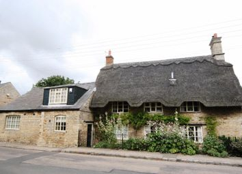 Thumbnail 3 bed cottage to rent in High Street, Gretton, Corby