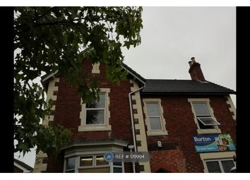 Thumbnail 1 bed flat to rent in Ashby Road, Burton-On-Trent