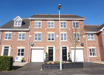 Thumbnail 3 bed town house for sale in Regents Way, Sutton Coldfield