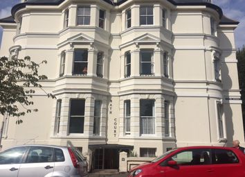 Thumbnail 3 bed flat to rent in 12-14 Clifton Crescent, Folkestone