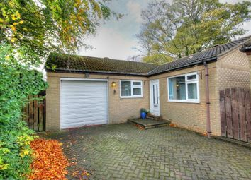 Thumbnail 2 bedroom bungalow for sale in Highfield Close, Westerhope, Newcastle Upon Tyne