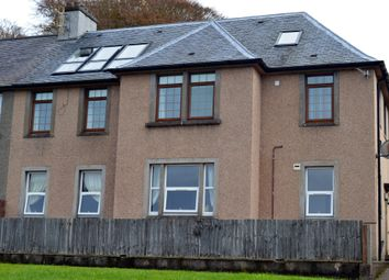 Thumbnail 3 bed flat for sale in 25, Roslin Crescent, Rothesay, Isle Of Bute