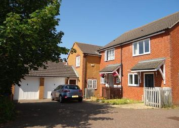 Thumbnail 2 bed terraced house for sale in Chineham Way, Canterbury, Kent